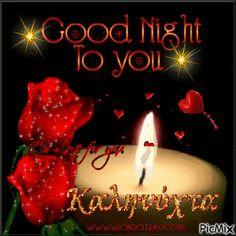 Good Night To You, Birthday Candles, Birthday Cake, Good Morning My Friend, Birthday Cakes, Cake Birthday