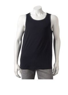 new arrival 1038f 17307 Urban Pipeline® Men Solid Heather Tank Top