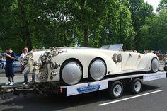 Nemo's car