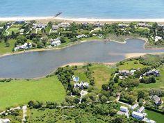 Georgica Pond, East Hampton, NY #millhouseinn
