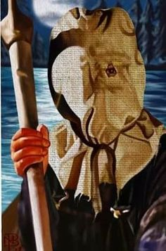 Jason Voorhees-Friday The 13th........