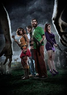 Scooby-Doo VS The Zombie Apocalypse 2