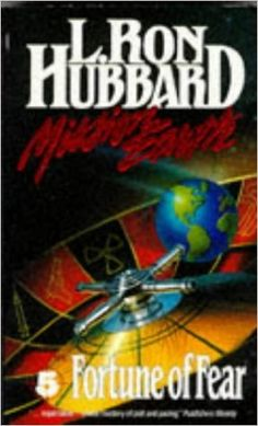 Mission Earth: Fortune of Fear: L. Ron Hubbard: 9781870451116: Amazon.com: Books