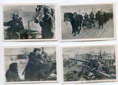 Militaria: Guerra en el Este. La División Azul, carpeta con 20 fotos publicada por Oberkommando der Wehrmacht - Foto 5 - 50389392
