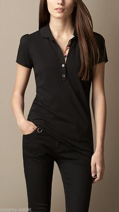 Burberry Polo / T-Shirts / Chemise