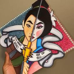 Graduation Caps, Fictional Characters, Fantasy Characters
