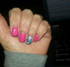 My nails look awesome! Love em!