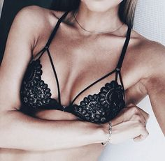 Fashion Sexy Bra Lingerie Sequin Bra Camisole With Built In Bra Cups S – dancecloth Jolie Lingerie, Lingerie Outfits, Pretty Lingerie, Bra Lingerie, Sexy Home, Babydoll, Body Suit Outfits, Trendy Swimwear, Sexy Bra