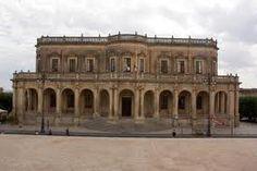 Palais en Sicile