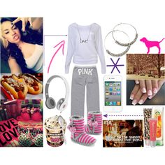 """Chillin ;)"" by thediva14 on Polyvore"