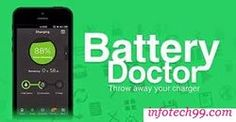 Battery Doctor is a FREE battery saving app that can extend your battery life up to 50% by finding apps and settings that drain power on your device.