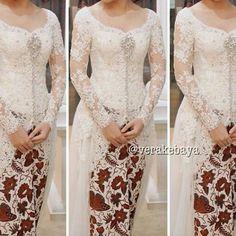 Vera Kebaya, Kebaya Lace, Kebaya Brokat, Batik Kebaya, Kebaya Dress, Javanese Wedding, Indonesian Wedding, Indonesian Kebaya, Kebaya Wedding