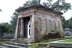 Vanderhorst Mausoleum Magnolia Cemetery Charleston, SC