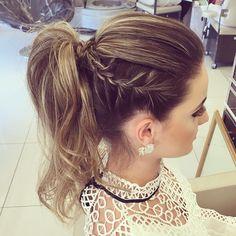 #equipediamantrouge #equipejanainamendes #penteadosx #Penteado #wella #fashion #instahair #hairdo