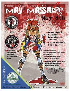 May Massacre  by Kotsu