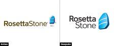 Rosetta Stone Rebranding