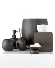 Paradigm Bath Accessories, Futurama Collection - Bathroom Accessories - Bed & Bath - Macy's