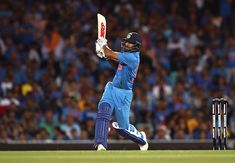 Watch - Jubilant Shikhar Dhawan dances, entertains crowd in Sydney Shikhar Dhawan, Champions Trophy, Upcoming Series, Upcoming Events, To Focus, World Cup, Crowd, Sydney, Strength