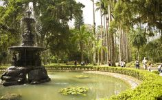Parque Jardim Botânico, Rio de Janeiro (RJ)