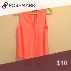 Cute Bright Sleeveless Blouse Super cute and bright sleeveless blouse Tops Blouses