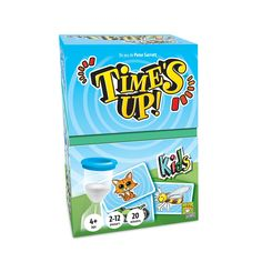 Time´s up kids Jouer, Packaging, Kids, Juliette, Animal, Game Room, Illustrations, Products, Toys