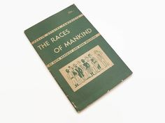 The Races of Mankind Public Affairs Pamphlet Ruth Benedict and Gene Weltfish  1943, First Edition  Department of Anthropology Columbia University  Public