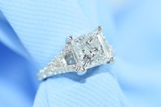 Engagement Ring Trends For 2017 - Omori Diamonds Popular Engagement Rings, Princess Cut Engagement Rings, Platinum Engagement Rings, Perfect Engagement Ring, Beautiful Engagement Rings, Designer Engagement Rings, Tiffany Engagement, Wedding Anniversary Rings, Celebrity Jewelry