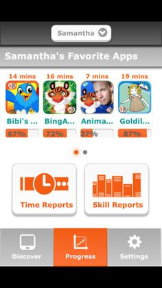 YogiPlay Parent Center: Best personalized kid app recommendations ($0.00) YogiPlay: great customized app recommendations for kids 2 - 8!  ★ Insight & Progress: Make informed decisions about your kid's mobile experience with tailored recommendations for fun learning apps based on your child's favorite apps, stage of development and progress.