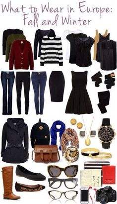 Travel - fall & winter outfit #travelbright