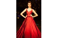 Damas de vermelho no Prêmio Geração Glamour. Inspire-se nos looks - GLAMOUR | Geração Glamour
