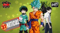 Dragon Ball Super Nuevo Arco | Ajin Ova | Fullmetal Panic Invincible V |...
