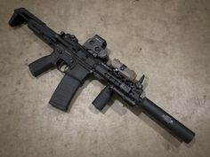 For all things airsoft. Please read the rules, Wiki/FAQ, and use the search bar! Assault Weapon, Assault Rifle, Weapons Guns, Guns And Ammo, Ar15 Pistol, Battle Rifle, Firearms, Shotguns, Custom Guns