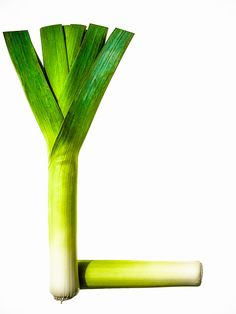 """""""L"""" is for Leeks..."""