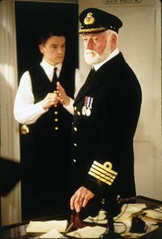 Edward John Smith | James Cameron's Titanic Wiki | FANDOM ...
