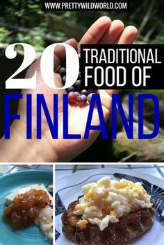 Check out this list of 20 TRADITIONAL FOOD OF FINLAND and let me know which one you'd love to try if you visit this beautiful country – or pin this to read later! Finland Food, Finland Travel, Finland Trip, Finnish Cuisine, European Cuisine, Finnish Recipes, Scandinavian Food, International Recipes, Foodie Travel