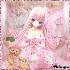 Best Wishes Love of Pink