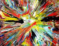 Spin Painting 31