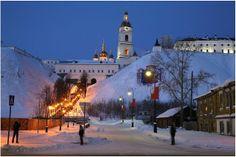 city Tobolsk