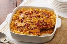 One of my favorite recipes from Kraft Foods. :-)