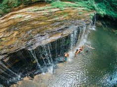 Princess Falls, Daniel Boone National Forest, KY