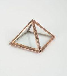 Catbird::CATBIRD EXCLUSIVES!::Little Glass Prism Box