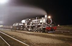 Timeless Beauty of steam South African Railways, Steam Engine, Steam Locomotive, Diesel Engine, Timeless Beauty, Planes, Aviation, Engineering, Passion