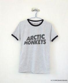 arctic monkeys_Ringer Tee_Black