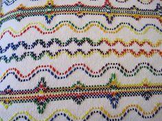 Finally Finished Swedish Weaving