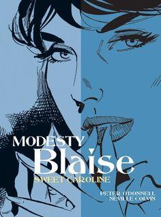 Modesty Blaise cover