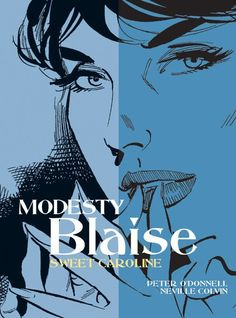 Modesty Blaise cover
