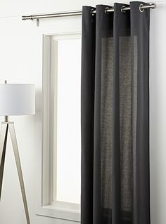 1000 images about rideaux on pinterest salons curtains and curtain shop. Black Bedroom Furniture Sets. Home Design Ideas
