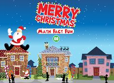 Interactive Education: Christmas Addition Practice