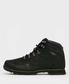 timberland euro hiker 2.0 black
