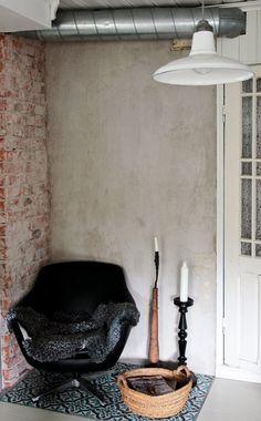Vintage House: MYSHÖRNA